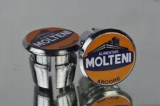 Eddy Merckx Team Molteni Handlebar End Plugs Bar Caps lenkerstopfen bouchons