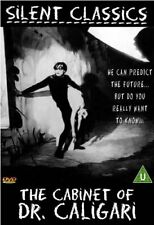 Cabinet of Dr Caligari [DVD] By Werner Krauss,Conrad Viedt.