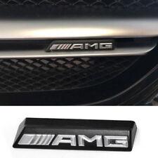 Logo AMG Emblem für Kühlergrill Vorder Grill Mercedes Benz Wappen Benz AMG ABS