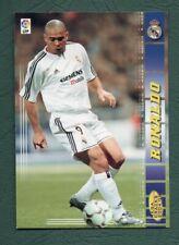 2004 Spanish Panini Megacracks - Ronaldo #179