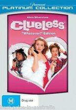 "Clueless DVD BRAND NEW FUNNIEST ACTRESS Alicia Silverstone ""WHATEVER"" EDITION R4"