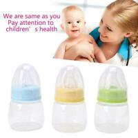 1pc 60ml 2OZ Silicone Standard Neck Baby Infant Feeding Nursing Nipple Bottle