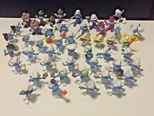 McDonald's Happy Meal Smurfs Lot of 47 Assorted