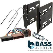 Ford Transit MK6 Double Din Car Stereo Fascia Panel Plate & Fitting Kit