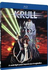 Blu Ray KRULL. Ken Marshall, Freddie Jones 1983. UK compatible. New sealed.