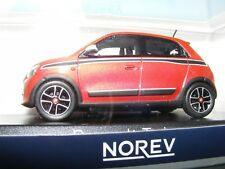 Renault Twingo Sport Pack from  2014   New  2017 Norev  model. 1:43