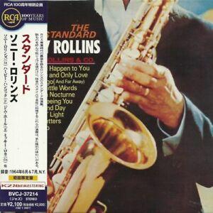 SONNY ROLLINS - THE STANDARD 2001 K2 24bit REMASTERED JAPAN MINI LP CD