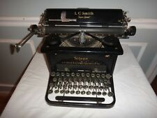 Antique Typewriter L C Smith & Corona Super Speed Silent #12 Wide Carriage 1938