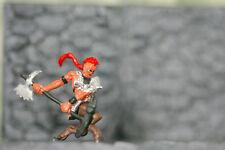 D&D Minis Harbinger TIEFLING CAPTAIN Miniature Mini & Card