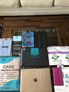 🔥🔥🔥  Apple MacBook iPad Computer Case Lot Speck Halo Soke Amazon Save 💲💲