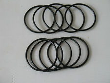 10 x Studer Revox NAB replacement O rings, Worldwide