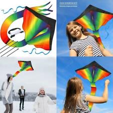 Huge Rainbow Kite For Kids - One Of The Best Selling Toys For Outdoor Games And