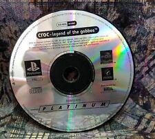 Play Station 2 Spiel PS2 CROC Legend of Gobbos Platinum  Spiel