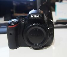 Nikon D5100 16.2 MP Digital SLR Camera - Black (Body Only)