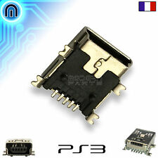 Connecteur de charge USB de Manette PS3 Dualshock V2 Playstation 3 SMD a souder