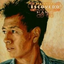 ALEJANDRO ESCOVEDO - WITH THESE HANDS 2 CD ROCK NEW