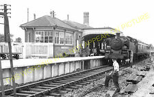 Montacute Railway Station Photo. Yeovil - Martock. Langport and Taunton Line (6)