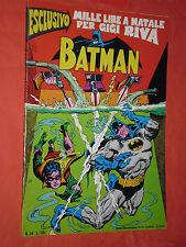 BATMAN -ALBI MONDADORI  N°49 -a -DEL 1967/70 +completo tavola centrale gigi riva