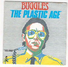♫ BUGGLES ♫ The Plastic Age ♫  1980 . Eighties. Island records