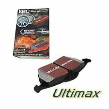 EBC Brakes UD621 Ultimax Brake Pads Fits 93-14 Civic/Civic del Sol/Fit/RSX