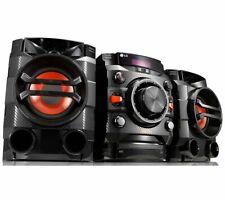 LG CM4360 XBOOM Bluetooth Megasound Party Hi-Fi System CD Player Black - Currys