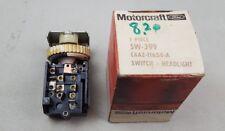 rare vintage 1964 Ford motorcraft Galaxie Headlight Switch model C4AZ 11654 A