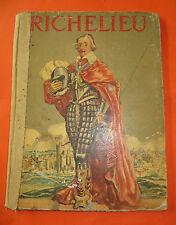 RICHELIEU, collection Album de France , librairie GRÜND PARIS. Très rare.