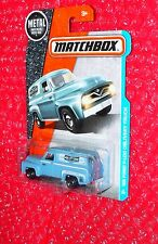 Matchbox  '55 Ford F-100 Delivery Truck  #17  DVK-4B10   CB