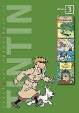 """The Adventures of Tintin: Volume 3 (Compact Editions): """"Tintin and the Broken Ea"""