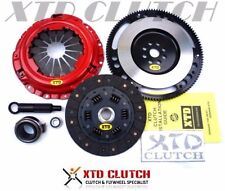 XTD STAGE 2 CLUTCH & 9LBS FLYWHEEL KIT B18A1 B18B1 B18C1 B18C5 B20B B20Z INTEGRA