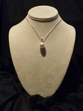 BNWOT Large Shell Pearl Pendant 14mm NO CHAIN - Ethnic