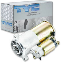 TYC Starter Motor for 1999-2010 Ford F-150 4.6L V8 5.4L V8 bp