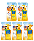 KOSE Softymo Deep Cleansing Oil Makeup Remover Refill 200ml x 5 lot from Japan