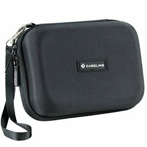 Caseling Hard Carrying GPS Case for up to 5-inch Screens. for Garmin Nuvi, GPS