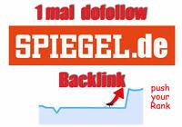 Backlink dofollow Spiegel Backlink Top für Seo