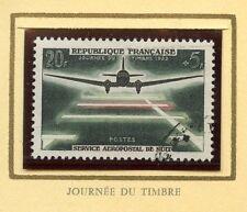 3STAMP / TIMBRE FRANCE OBLITERE N° 1196  AEROPOSTAL DE NUIT
