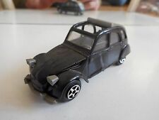 Norev Citroen 2cv6 in Black on 1:43