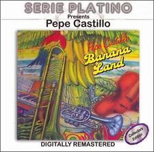 Castillo, Pepe : Banana Land CD