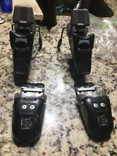 Ski Bindings, Marker M27 Twincam with all hardware, Black, Excellent