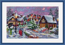Merejka Cross Stitch  Kit K-71 Christmas Night