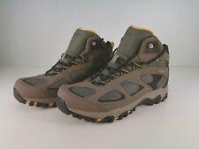 Hi-Tec Mens Walking Boots Size 9 Waterproof Dri Tec Please Can See Description