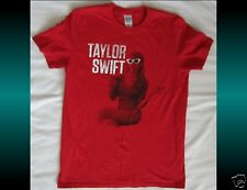 TAYLOR SWIFT Size Small Red T-Shirt