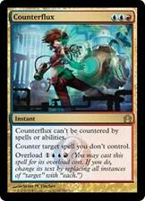 COUNTERFLUX Return to Ravnica MTG Gold Instant RARE