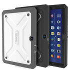 Premium Rugged Shockproof Revolution Series Case for Samsung Galaxy Tab 4 10.1