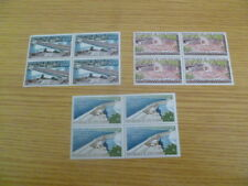 Ivory Coast MNH blocks of 4 SG 183-5 catalogue £90+ - Ref IE2