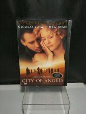 City of Angels (DVD, 1998) Nicolas Cage & Meg Ryan - New Sealed