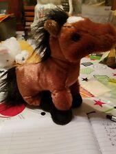 Webkinz Brown Arabian Horse