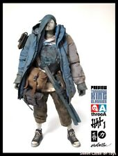 1/6 threeA Ashley Wood Popbot Tomorrow Kings Classics Seven Bones Kyoku Figure