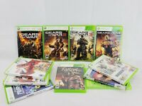Xbox 360 game Bundle 11 lot Gear of wars, Deadpool, Fallout ,Fifa, Madden, Ext