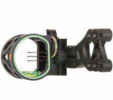 Trophy Ridge Mist 3-Pin .019 Fiber Archery Bow Sight AS106 RH/LH